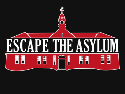 Escape the Asylum - Code Van Coppens